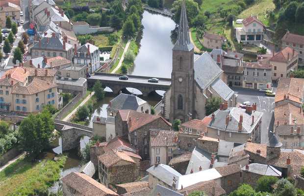 Ciudad de Saint Flour