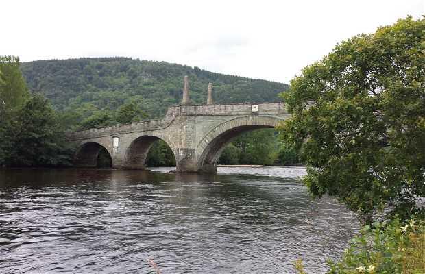 Puente Tay en Aberfeldy