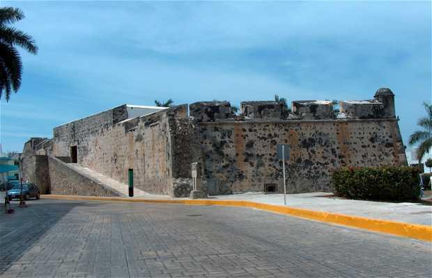Baluarte of San Carlos