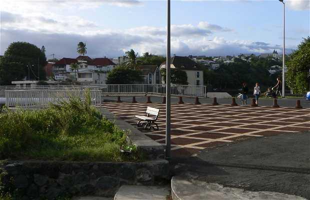 Esplanade de la liberté