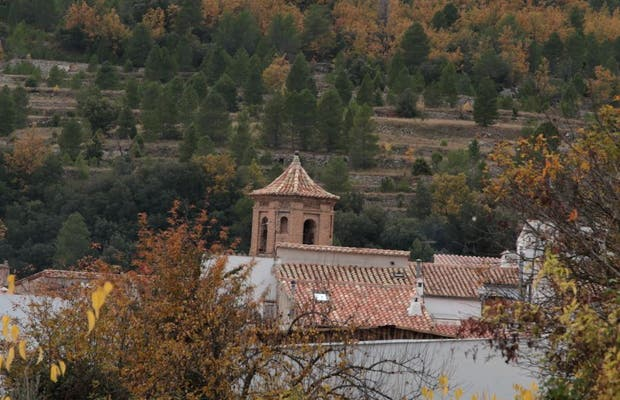Torre mudejar de Vallibona