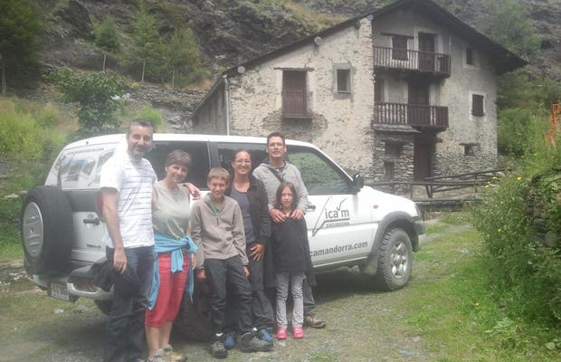 Gica'm Andorra Electric eXperience