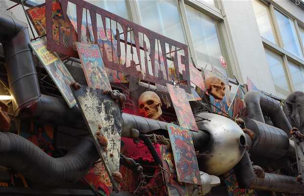 Mandrake Nakano Broadway di Tokyo