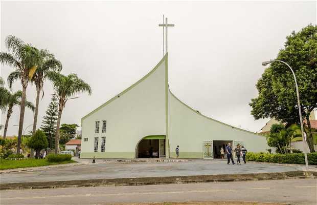 Igreja da Paróquia Coração de Jesus