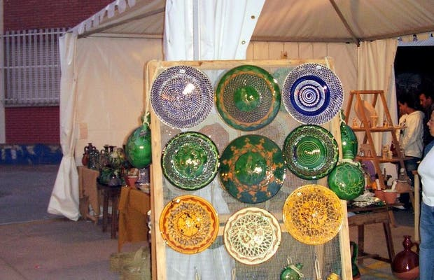 Feria de la cerámica de Ponferrada