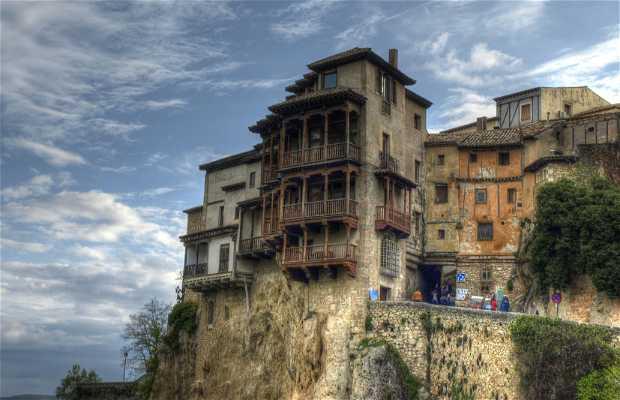 Cuenca, citadelle fortifiée