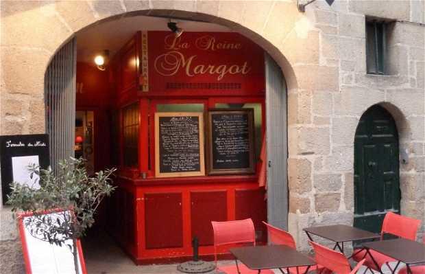 La Reine Margot Restaurant Nantes Menu