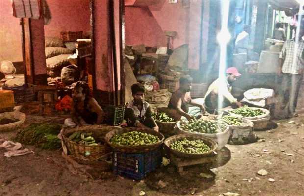 Sabji Mandi Market