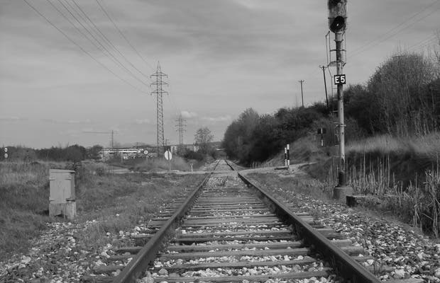 Ancien chemin de fer