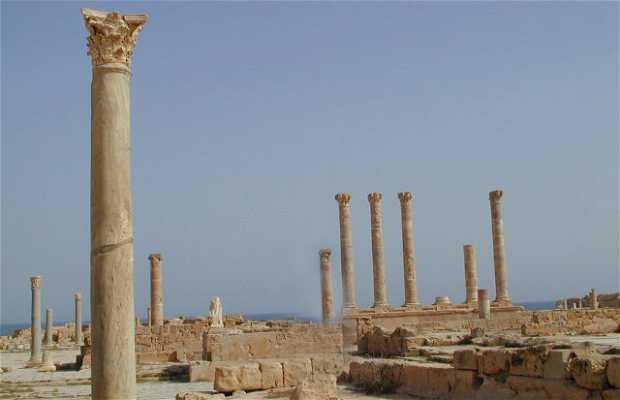 Sitio Arqueológico de Sabratha