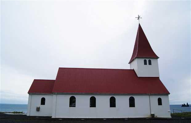 Iglesia de Vik i Myrdal