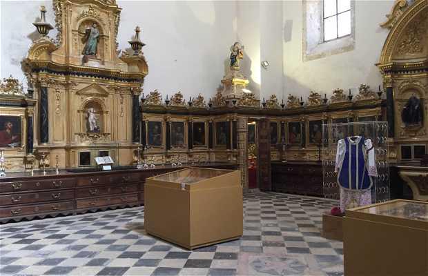 Museo iglesia abacial san Salvador