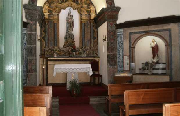 Chapelle de Notre-Dame des Remèdes