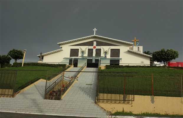Igreja Santíssimo redentor - Padre Pelágio