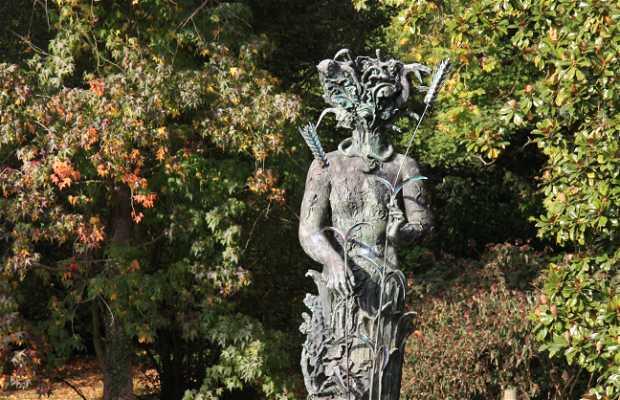 Parque de la universidad Orsay
