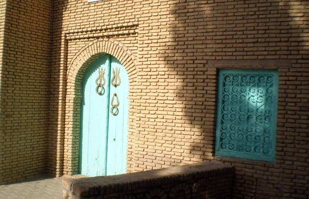 Mezquita de Sidi M'Khareg