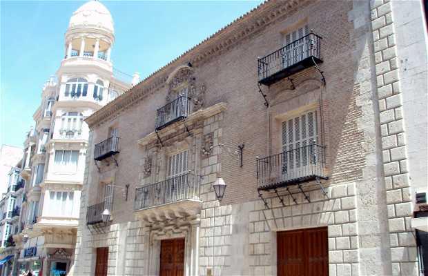 Casa de Junco o Palacio de los Aguado Pardo