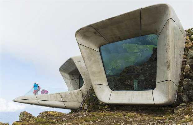 Museo Messner de la Montaña, Corones, Bolzano