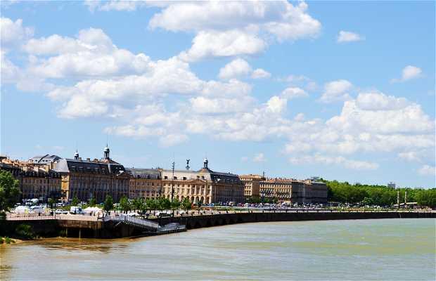 Quays of Bordeaux