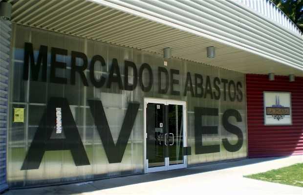Mercado de Abastos Las Meanas
