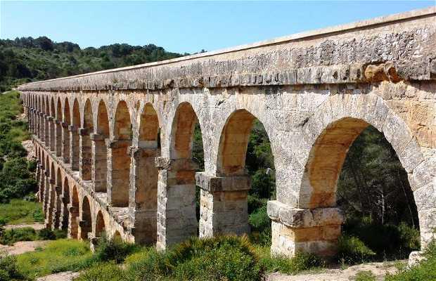 Крыму акведук таррагона как добраться обнаружили