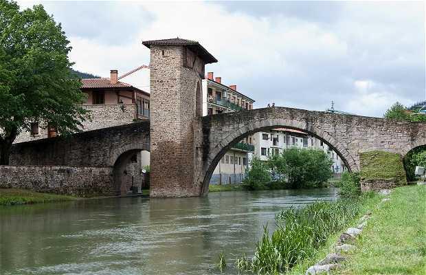 Balmaseda Old Bridge