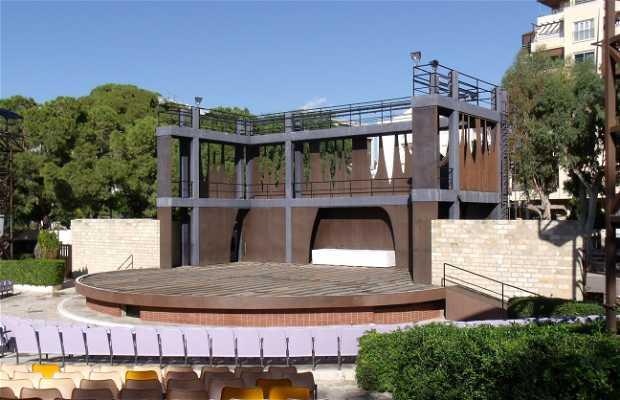 Teatro Municipal al aire libre