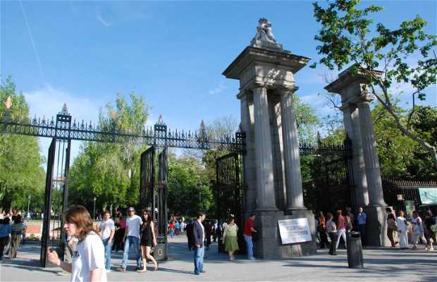 Puerta de la Independencia (Retiro)