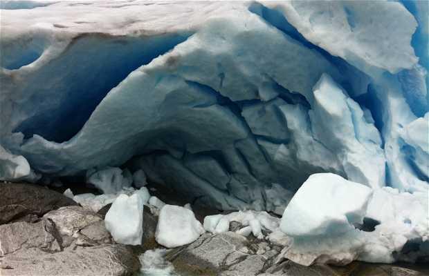Glaciar de Nigards