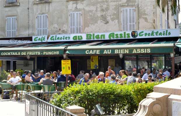 """Café """"Au bien Assis"""""""