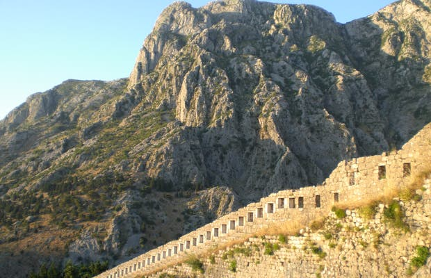Walls of Kotor