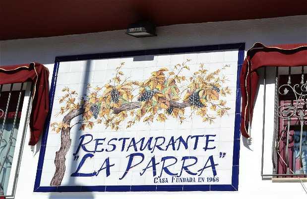 Restaurante La Parra