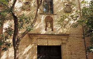 Iglesia del Convento de las Monjas Mínimas