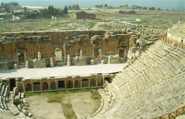 Gran teatro de Hierápolis