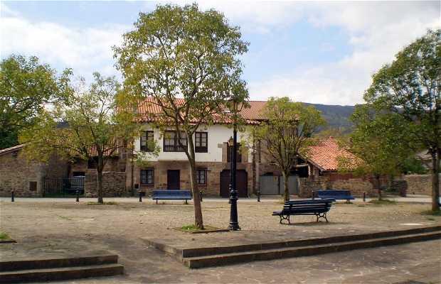 Plaza Mayor de Carrejo o de Pedro Ygareda o La Braña