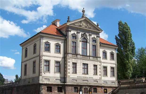Museu Chopin no Palácio de Ostrogski