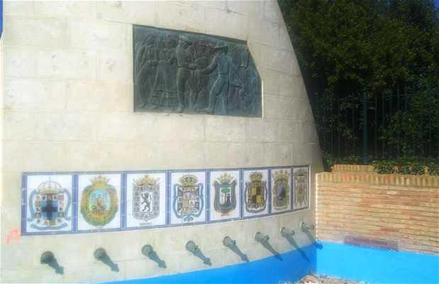 Monumento a la Feria Antigua