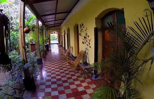 Casa del Che Guevara en Guatemala