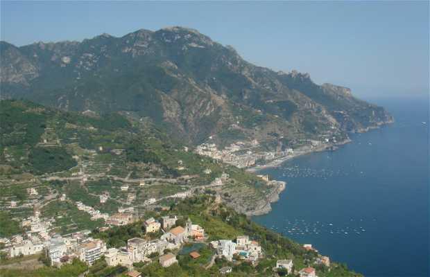 Vista desde Ravello