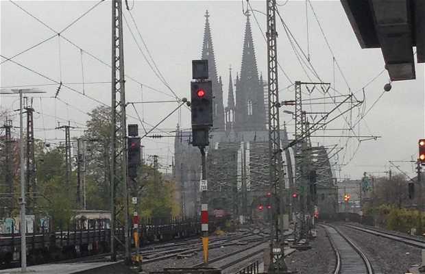 Estación Messeplatz