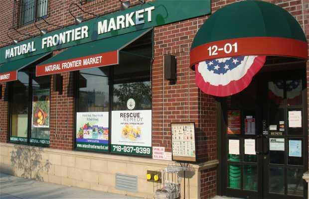 Natural Frontier Market
