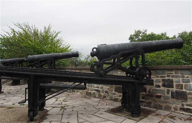 Fortificaciones de Québec