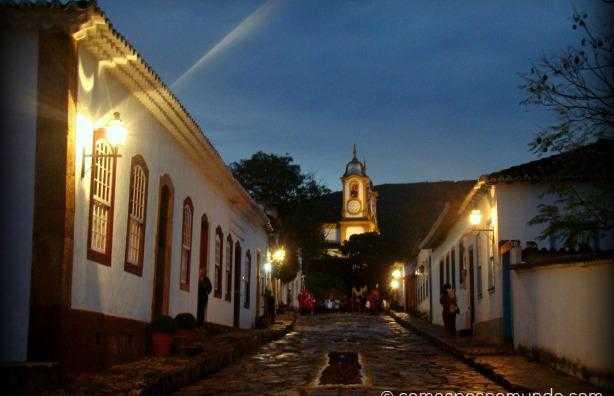 Corpus Christi em Tiradentes