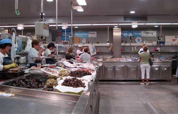 Mercado Municipal de Santa Lucía