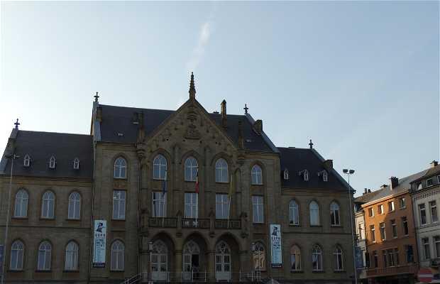 Antiguo Palacio de Justicia