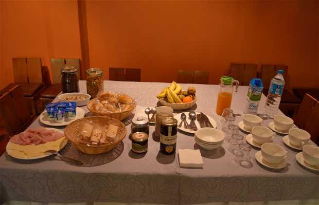 Restaurante Hotel El Jisu