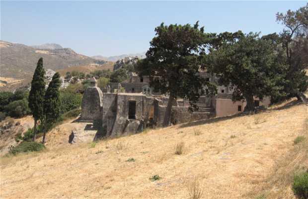 Monasterio de Ayios Ioannis