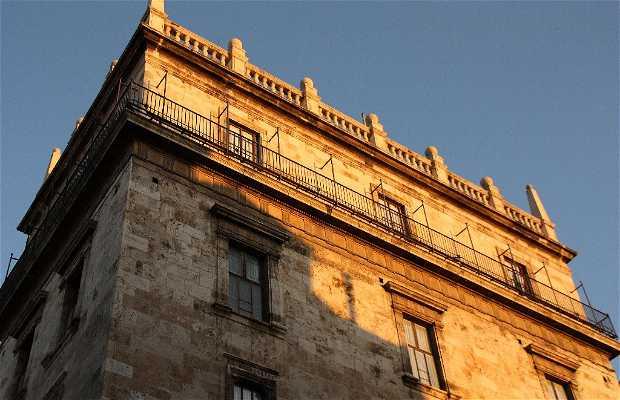 Palacio de la Generalitat Valenciana