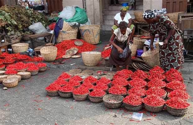 Mercado Dantokpa