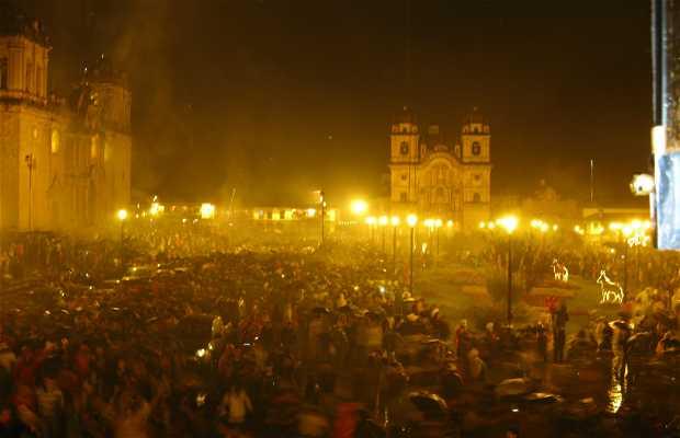Fin de año en Cusco